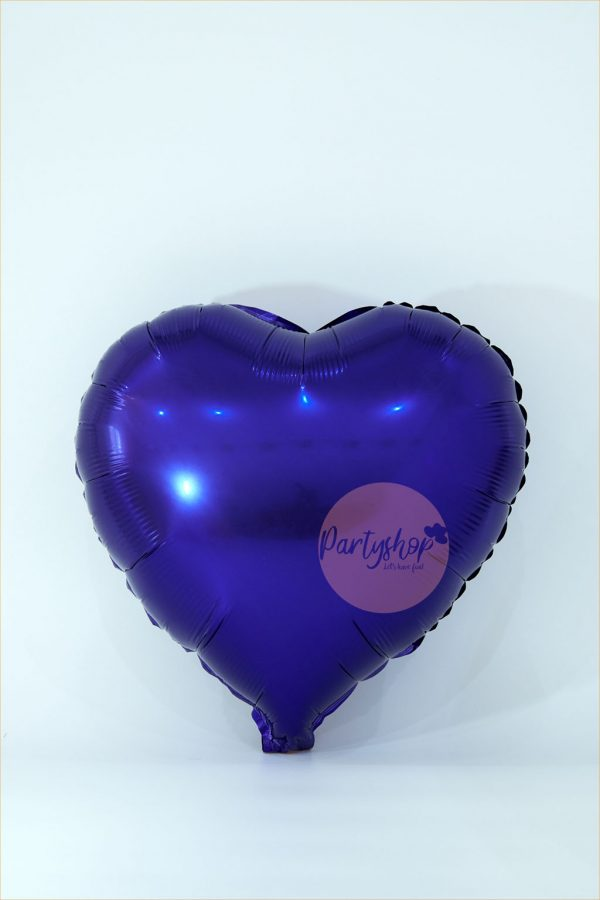18 Inches Heart Shape Foil Balloons