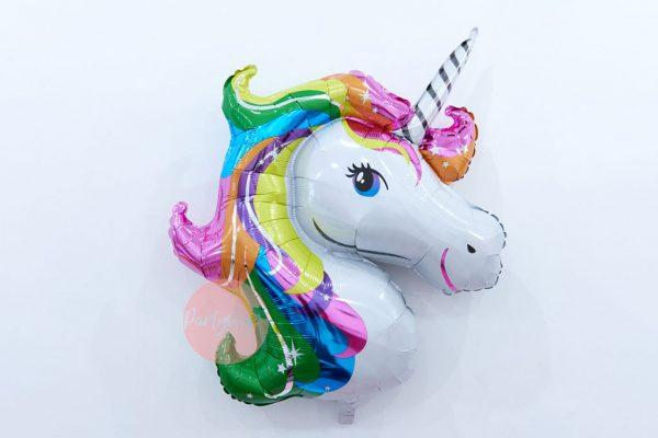 Unicorn Colourful Balloon